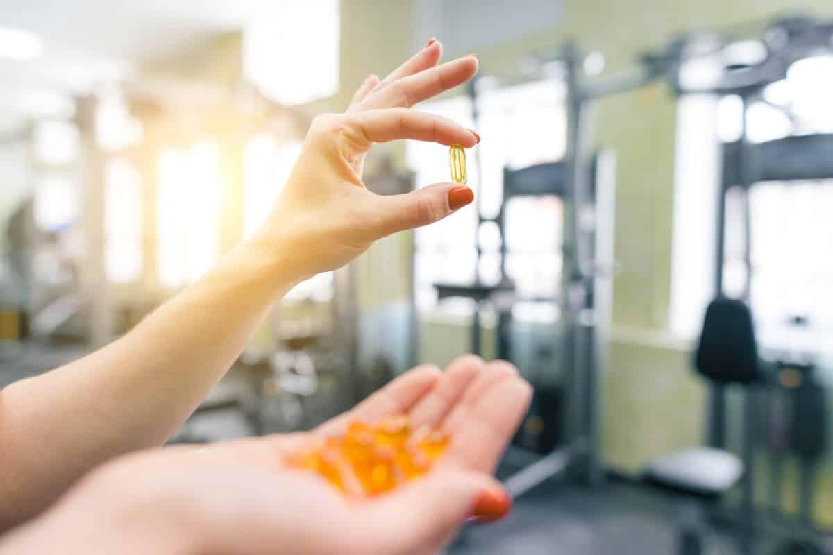 Fysieke prestaties omega 3