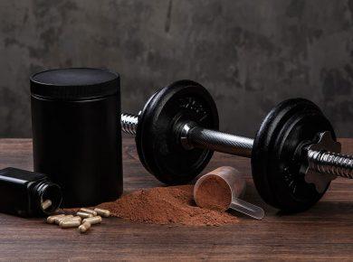 Supplementen voor het opbouwen van spieren