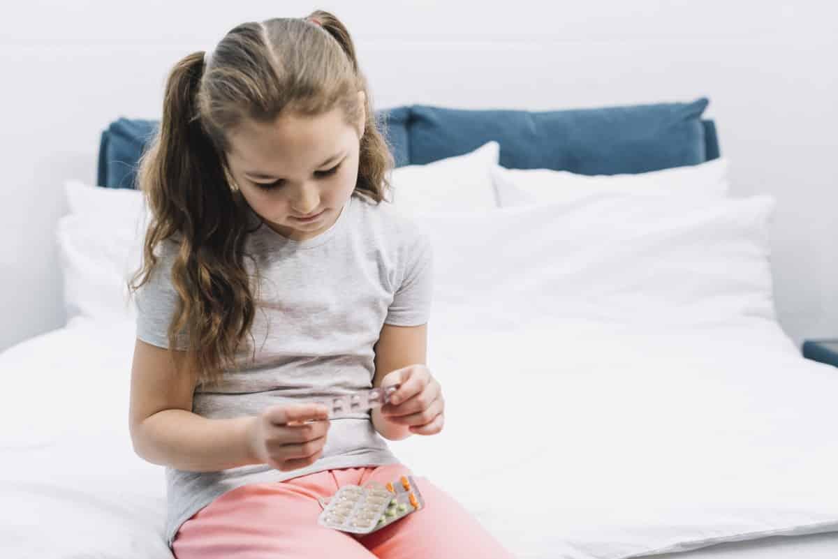 Kinder supplementen groeifase