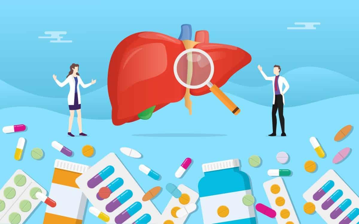Gezonde lever supplementen