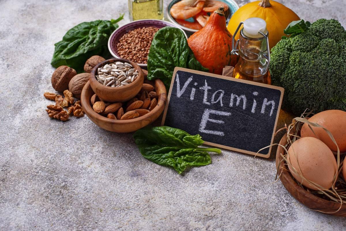 Vitamine E supplementen