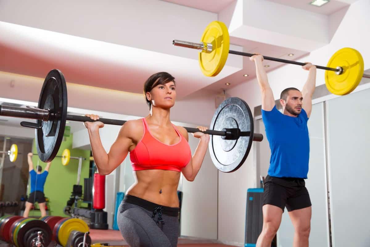 Voeding voor spieren opbouwen