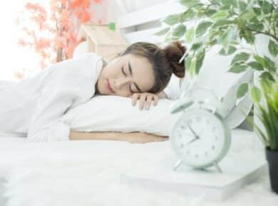 Onrustige slaap tegengaan met natuurlijke remedies