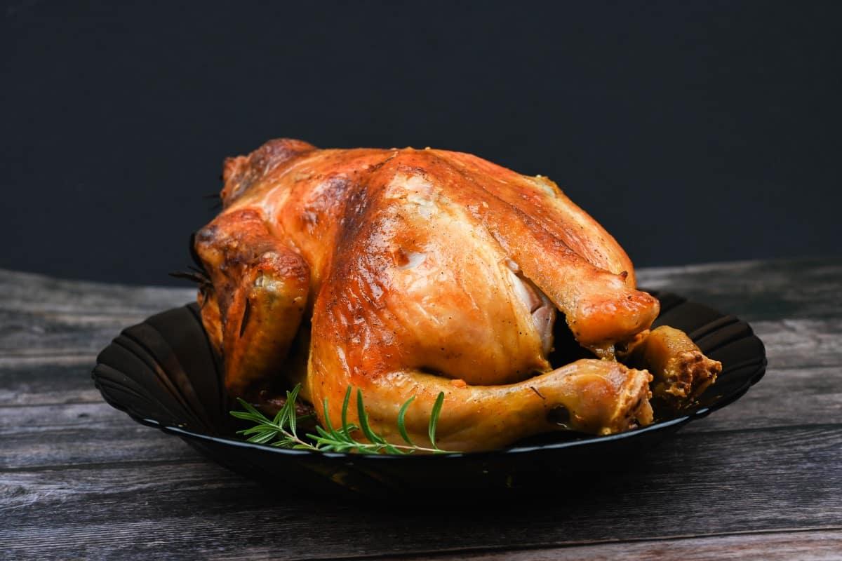 Onder gezonde eiwitrijke voeding valt onder andere kalkoen