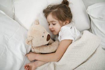 De slaapfasen van een gemiddeld persoon