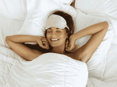 gezonde nachtrust