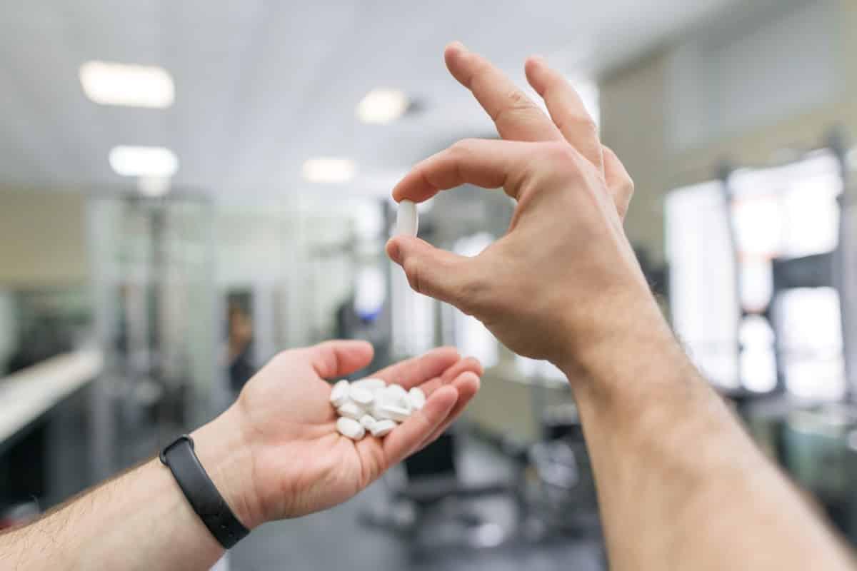 Gezondheid man supplementen