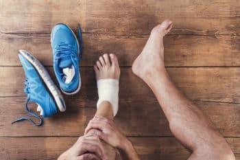nadelen bewegen tijdens spierpijn