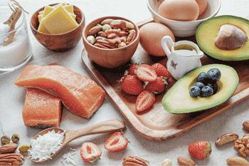 gezonde voeding helpt onze hormoonhuishouding