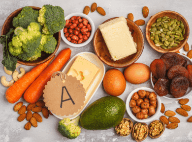 vitamine A zuur